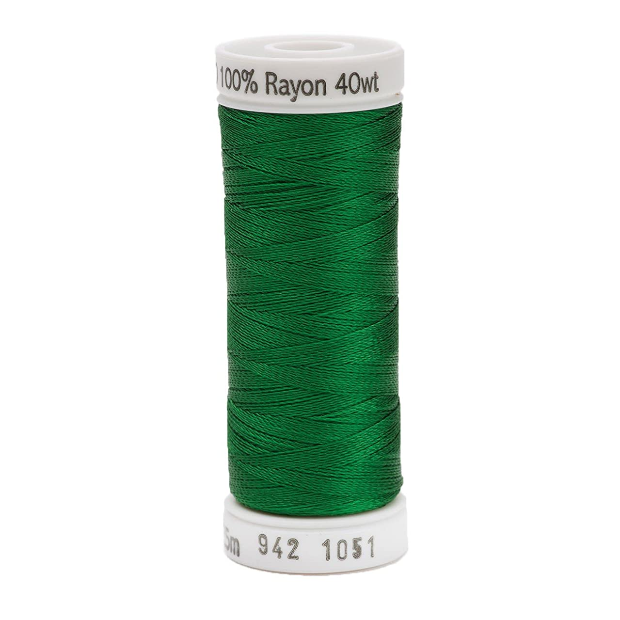 Sulky Rayon Thread for Sewing, 250-Yard, Christmas Green