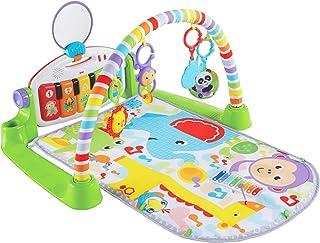 フィッシャープライス(fisher price) あんよでキック! 4WAYバイリンガル・ピアノジム 0か月~ 赤ちゃん 幼児 子ども 幼児 ベビー ジム プレイジム プレイマット メリー FWT10