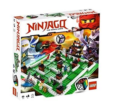 LEGO« Games 3856 : Ninjago [Toy]