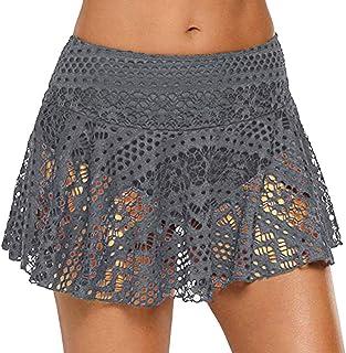2922cc544de2 Amazon.es: ropa de baño mujer 2018 - Faldas / Mujer: Ropa