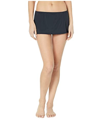 Bleu Rod Beattie Kore Bottoms Skirted Hipster Bottoms (Black) Women