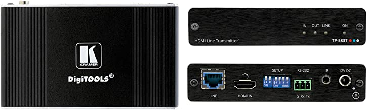 Kramer TP-583T 4K HDR HDMI Transmitter with RS-232 & IR Over Long-Reach HDBaseT