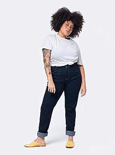 calça clássica jeans