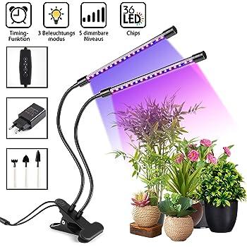 USB LED-Blumenpflanze Wachsen Hell Für Gewächshaus-Wasserkultur-Topfpflanzen
