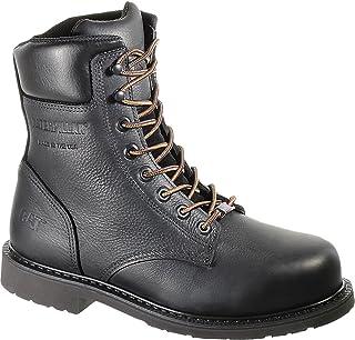 Caterpillar Men's Liberty 8'' Steel Toe Boots