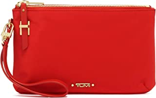 Voyageur Abilene Double Zip Pouch - Clutch Wristlet Wallet for Women