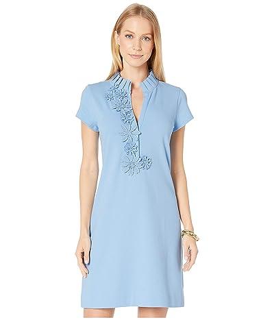 Lilly Pulitzer Clary Polo Dress (Blue Peri) Women
