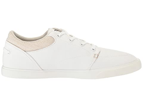 Lacoste Bayliss 218 2 White/Natural Fashion Style Online New Outlet Professional I34mfl