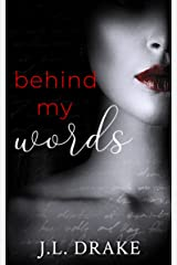 Behind My Words: A Ghostwriters Murder Mystery Romantic Suspense Kindle Edition