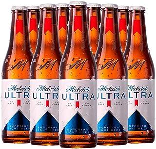 Cerveza Premium Michelob Ultra, 24 botellas de 355 ml c/u
