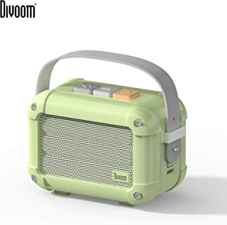 Divoom 6958444602639 Pixel Art Speakers - Green (Pack of 1)