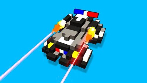『ホバークラフト:テイクダウン - カスタムコンバットカー』の10枚目の画像