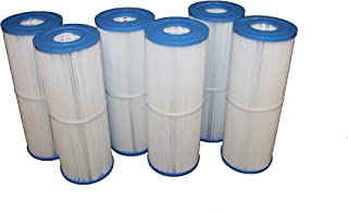 6 Guardian Pool Spa Filter Replaces Unicel C-4326 Spa Filter FC-2375 PLEATCO PRB25, 25 sq ft