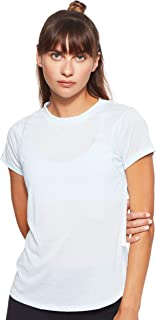 Under Armour Women's Streaker 2.0 Heather Shorts Sleeve TEES AND T-SHIRTS