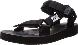 Best suicoke sandals black Reviews