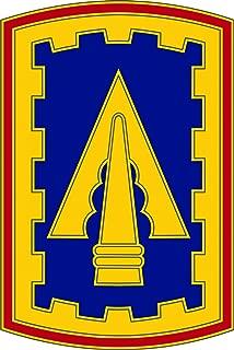 108th ADA (Air Defense Artillery) CSIB - Combat Service Identification Badge