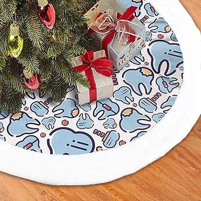 N/A Paddington - Falda para árbol de Navidad, diseño de Gato con ...