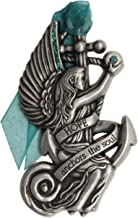 product image for Gloria Duchin Angelic Affirmations Anchor Angel - Love is How You Earn Your Wings Ornament
