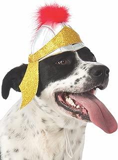 Rubies Costume Roman Helmet Dog Costume