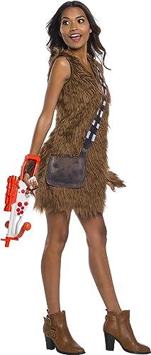 suministramos lo mejor Star Star Star Wars Wohombres Chewbacca Dress Fancy Dress Costume Medium  Venta al por mayor barato y de alta calidad.