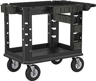 Suncast Commercial PUCPN2645 Heavy Duty Plus Utility Cart, 26