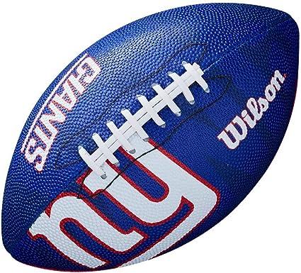Wilson NFL Team Logo American Football Junior