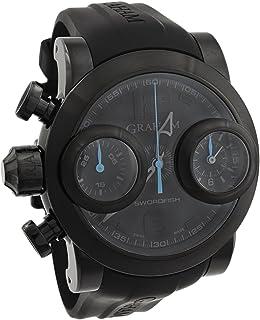 Graham Swordfish Booster Cronógrafo Automático de los Hombres Reloj 2swbb. u36l.k5