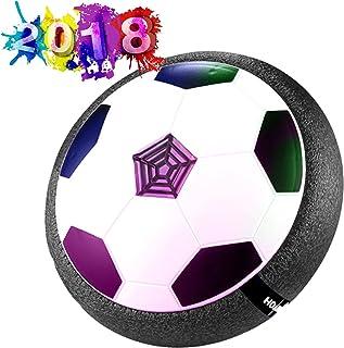 Air Hover Ball Juguete Balón de Fútbol Flotante Jugar Fútbol Tamaño 4 Niños Niñas Deportes Niños Juguetes Formación Fútbol Interior Buen Regalo para Navidad