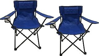Homecall - Silla de camping (azul