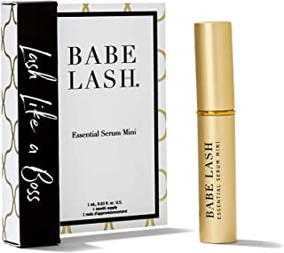 Best eyelash serum organic Reviews