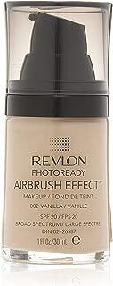 Revlon PhotoReady Airbrush Effect Makeup, Vanilla