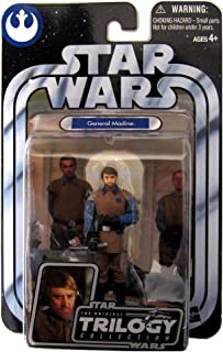 Star Wars Original Trilogy Collection 36 General Madine Action Figure