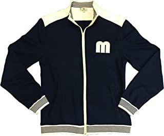 Marley Apparel ICON Track Jacket Navy