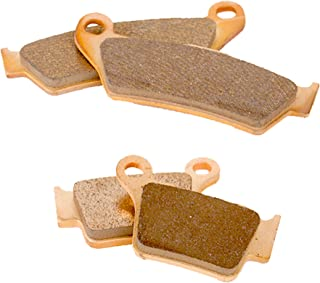Race Driven Front & Rear Severe Duty Brake Pads for KTM 125 150 200 250 300 400 450 525 EXC SX MXC XC XCW