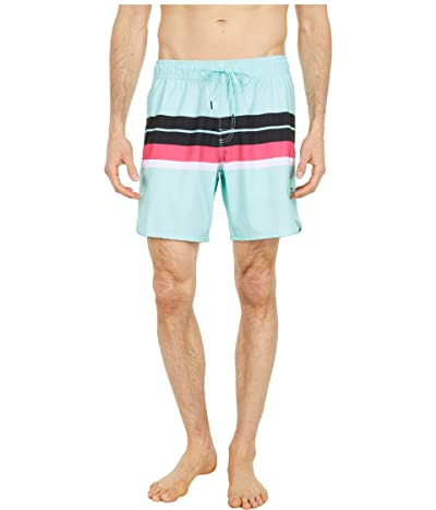 RVCA Eastern Elastic Shorts (Ice Blue) Men