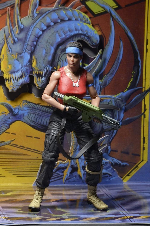 Neca Aliens Private Jenette VASQUEZ Action Figure
