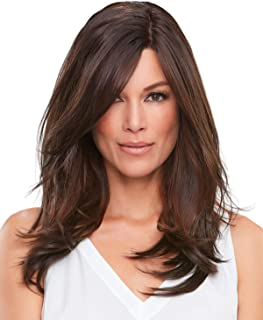 Top Smart 18 (Exclusive) Inch Lace Front & Monofilament Synthetic Hair Toppers By Jon Renau 12Fs8