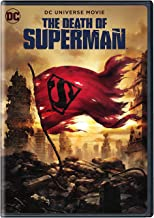The Death Superman (DVD 2018) New