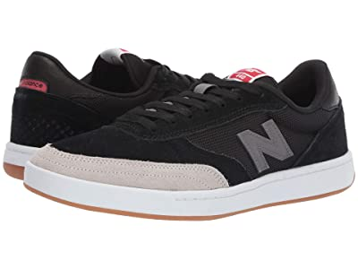 New Balance Numeric NM440 (Black/Grey) Men