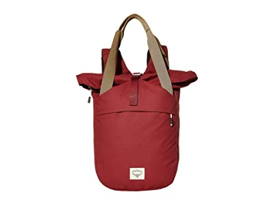 Osprey Arcane Tote Pack (Mud Red) Backpack Bags