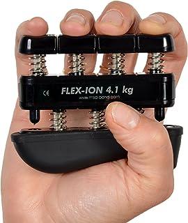 MSD-Europe FLEX-ION NEGRO (super-FUERTE) botones muelle rehabilitación DEDOS MANO