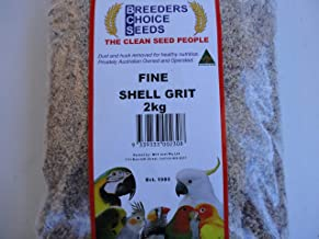 Breeders Choice Fine Shellgrit for Birds (2kg) Shell Grit