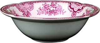"""Old Britain Castles Pink Johnson Brothers Casual Soup/Cereal Bowl 6"""""""