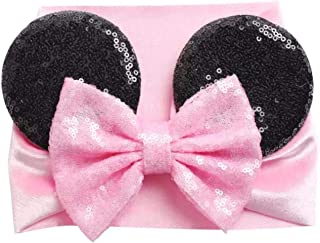 minnie mouse headband pink