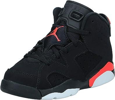 Jordan 6 Retro Basketball Shoes Little Kids Style : 384666-060