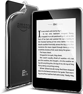 Amazon kindle 10世代 カバー Newモデル2018 Kindle Paperwhite 10に専用ソフトカバー 超薄 軽量 衝撃吸収 黄変防止 初期不良 返金/返品対応