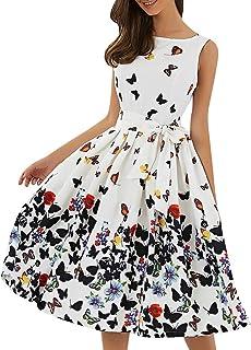 女性のノースリーブプリントドレス女性のプリントドレスマキシドレスAラインのドレスシフォンマキシドレススリムドレスレトロなドレスドレスを学ぶドレスディナードレス誕生日のドレスビーチカクテルドレス