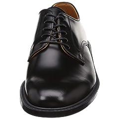 Plain Toe Derby K422: Black