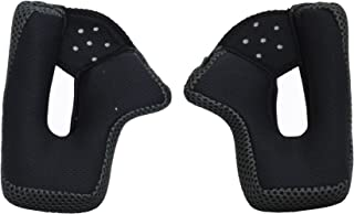 LS2 Helmets MX 442 Helmet Cheek Pad (XX-Large)