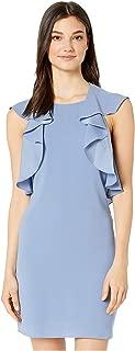 BCBGMAXAZRIA Women's Day Short Woven Dress